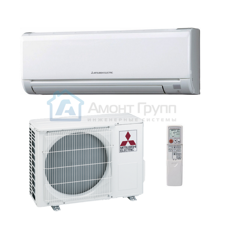Настенная сплит-система Mitsubishi Electric MS-GF35VA/MU-GF35VA